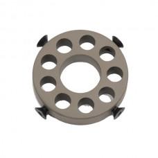 ALLOY HANDGUARD FRONT CAP (.750 DIAMETER) (FLAT DARK EARTH)
