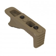 ANGLED ALUMINUM GRIP FOR KEYMOD SYSTEM (FLAT DARK EARTH)