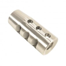 AR-10/LR-308 MULTI PORT STAINLESS STEEL COMPENSATOR