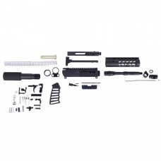 AR-15 5.56 CAL COMPLETE ULTRALIGHT SERIES PISTOL KIT (NO LOWER)