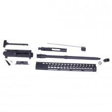 AR-15 5.56 CAL COMPLETE UPPER KIT (CARBINE LENGTH) (ULTRALIGHT KEYMOD HG)