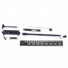 AR-15 5.56 CAL COMPLETE UPPER KIT (CARBINE LENGTH) (ULTRALIGHT M-LOK HG)