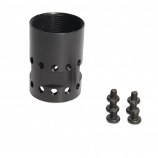 AR-15 FREE FLOATING HANDGUARD BARREL NUT FOR ULTRALIGHT JK SERIES (STEEL) (.308 CAL)