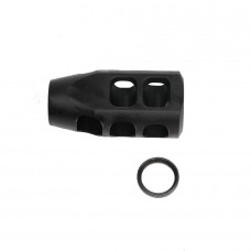 AR-15  GEN 2 STEEL MULTI PORT COMPENSATOR