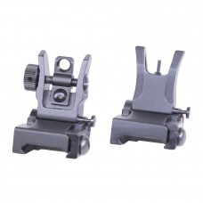 AR-15 GEN 2 THIN PROFILE BACK UP IRON SIGHT SET