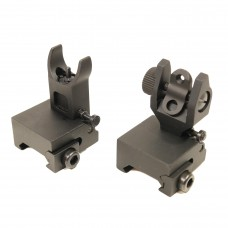 AR-15 THIN PROFILE BACK UP IRON SIGHT SET