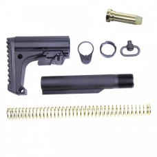 AR .308 Cal M.A.D. STOCK ( MICRO ALUMINUM DEFENSE STOCK)