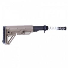 AR10 M.L.S STOCK (MINIMALISTIC LIGHTWEIGHT STOCK) (.308 CAL)(FLAT DARK EARTH)
