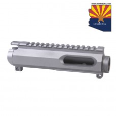 AR15 9MM DEDICATED RAW STRIPPED BILLET UPPER RECEIVER (UNFINISHED)