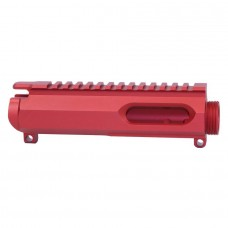 AR15 9MM DEDICATED STRIPPED BILLET UPPER RECEIVER (RED)