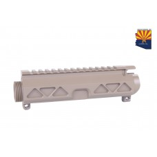 AR15 AIRLITE SERIES STRIPPED BILLET UPPER RECEIVER (FLAT DARK EARTH)