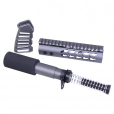 AR15 PISTOL FURNITURE SET (TUNGSTEN)