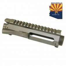 AR15 STRIPPED BILLET UPPER RECEIVER (O.D. GREEN)