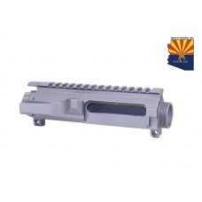 AR15 STRIPPED BILLET UPPER RECEIVER (TUNGSTEN)