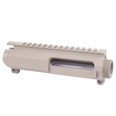 "AR15 STRIPPED ""SLAB SIDE"" BILLET UPPER RECEIVER (FLAT DARK EARTH)"