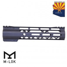 "GEN 2 9"" AIR-LOK SERIES M-LOK COMPRESSION FREE FLOATING HANDGUARD WITH MONOLITHIC TOP RAIL"