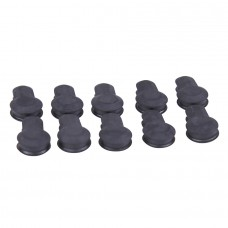 GEN 2 KEYMOD RUBBER NEOPRENE INSERT COVERS WITH PROTRUDING GROOVES (10 PCS KIT)