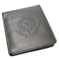 GUNTEC USA COMMEMORATIVE LEATHER WALLET
