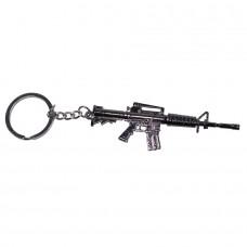 GUNTEC USA MINIATURE AR-15 KEYCHAIN