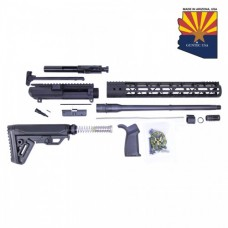 AR .308 CAL COMPLETE RIFLE KIT COMBO #3 (NO LOWER)