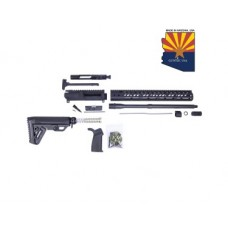 AR-15 5.56 CAL COMPLETE RIFLE KIT #1 (NO LOWER)