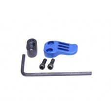AR15 / AR .308 EXTENDED MAG CATCH PADDLE RELEASE (ANODIZED BLUE)