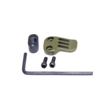 AR15 / AR .308 EXTENDED MAG CATCH PADDLE RELEASE (ANODIZED GREEN)