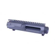 AR .308 CAL STRIPPED BILLET UPPER RECEIVER (GEN 2) (SNIPER GREY)